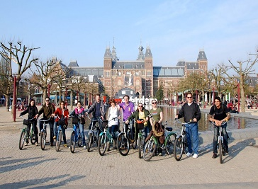 Mike's Bike Tours in Amsterdam