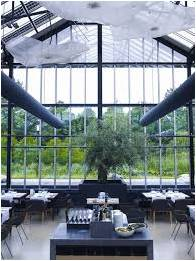 De Cas (Greenhouse Restaurant) in Amsterdam